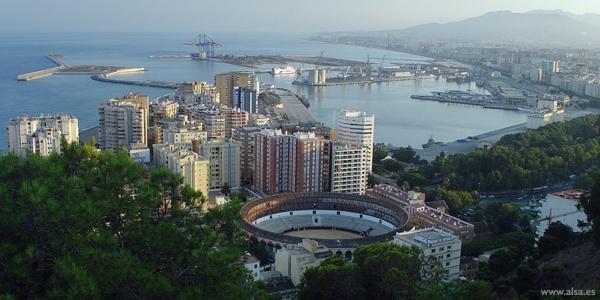 Viajar a m laga oferta de viajes a m laga con alsa - Fotos malaga capital ...